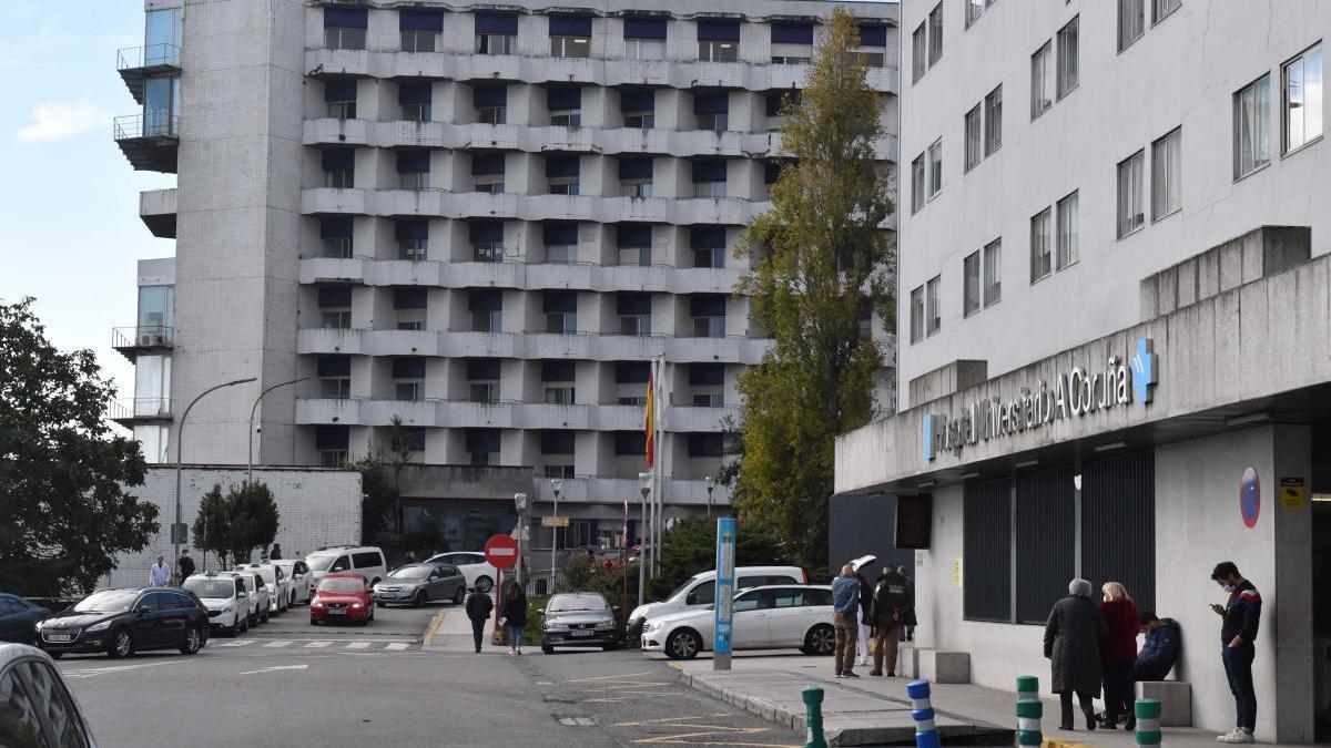 La Xunta prevé gastar en tres años el 14% de lo que costará el nuevo hospital de A Coruña