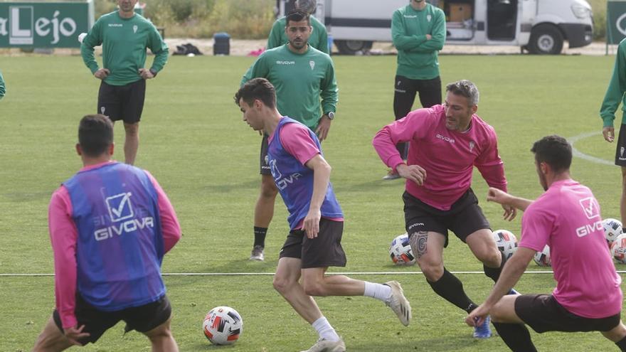¿Qué cambios prepara Germán Crespo en el Córdoba CF?