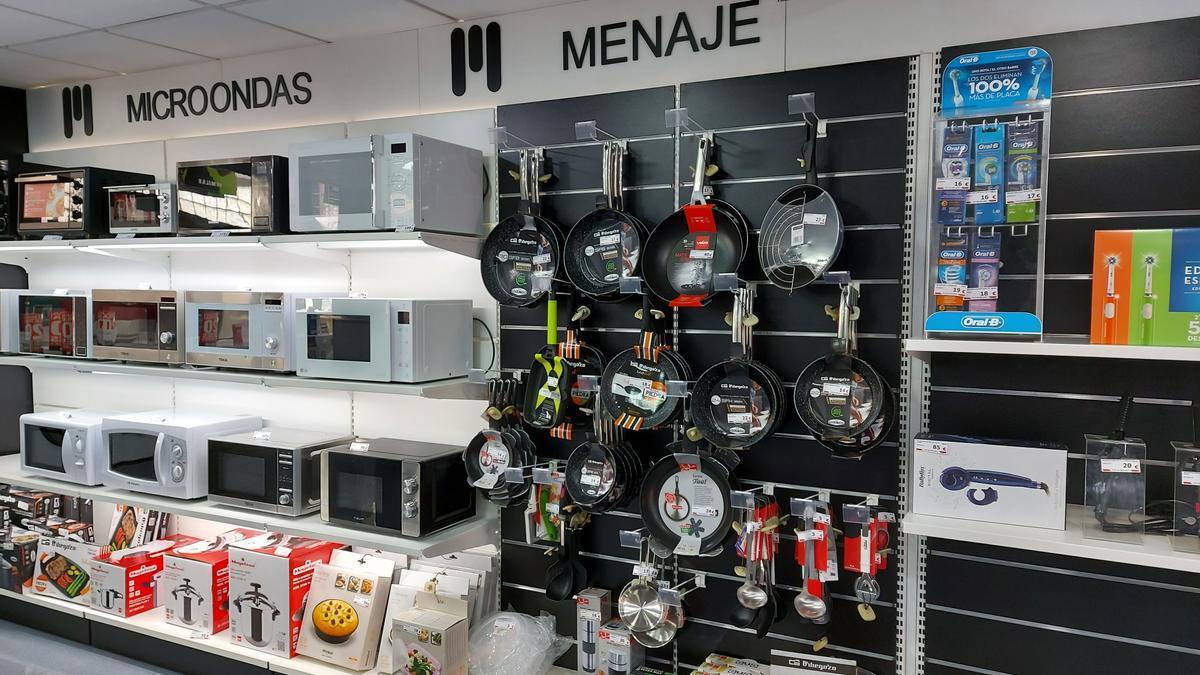 Los pequeños electrodomésticos de cocina fueron los más demandados en 2020.