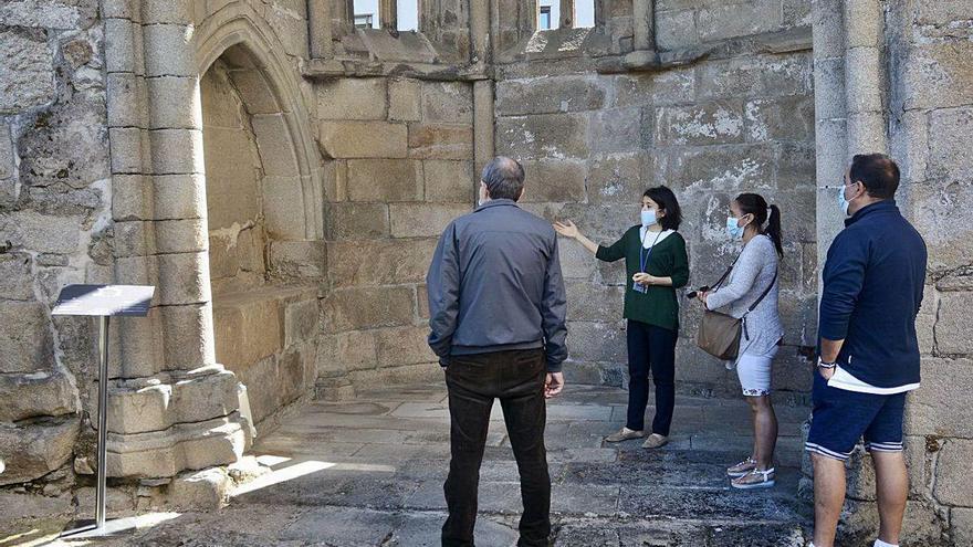 Las Ruinas de Santo Domingo reabren al público tras más de un año cerradas