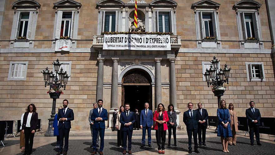 Sergi Sabrià serà el director de l'oficina del president Pere Aragonès