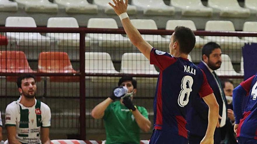 El Levante UD FS ya conoce a su rival en los cuartos de la Copa