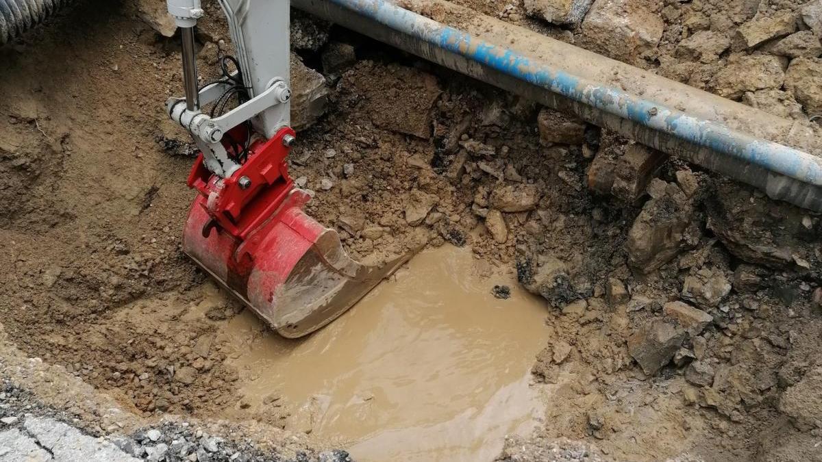 L'Ajuntament de Besalú demana un ajut extraordinari per reparar un esvoranc