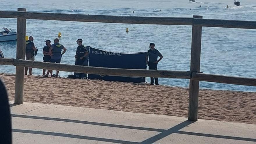 Les platges de la Costa Brava concentren gairebé la meitat els ofegaments mortals de l'estiu a Catalunya