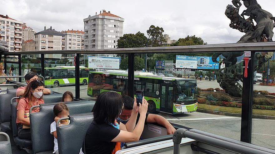 Las viviendas de uso turístico, al alza: suponen ya un cuarto de las plazas para visitantes de Vigo