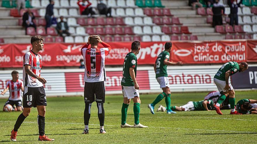 El Zamora CF se convierte en el rival más débil en feudo propio