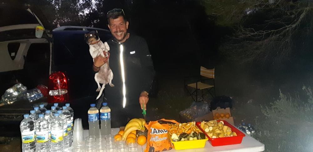 Trail nocturno de Pliego