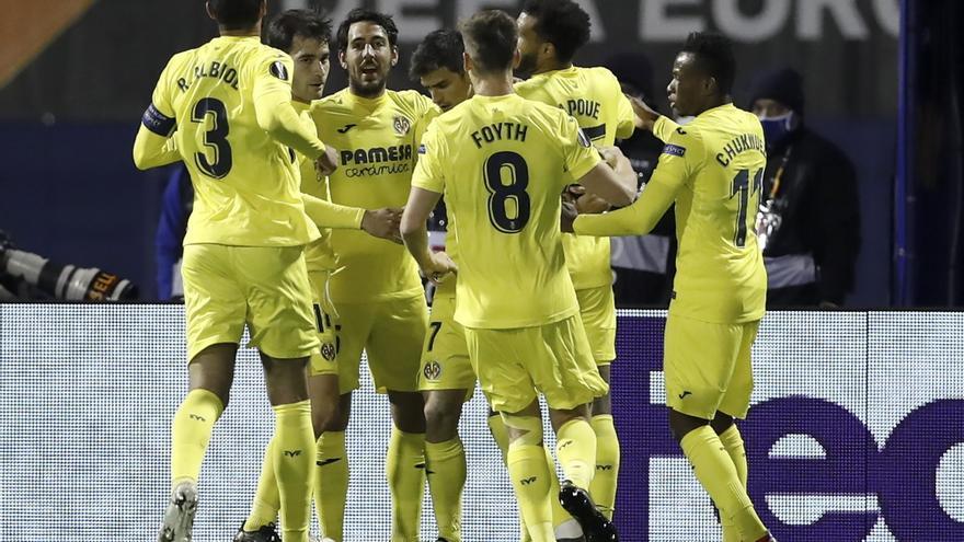 Villarreal, City y Chelsea, únicos clubs invictos en Europa
