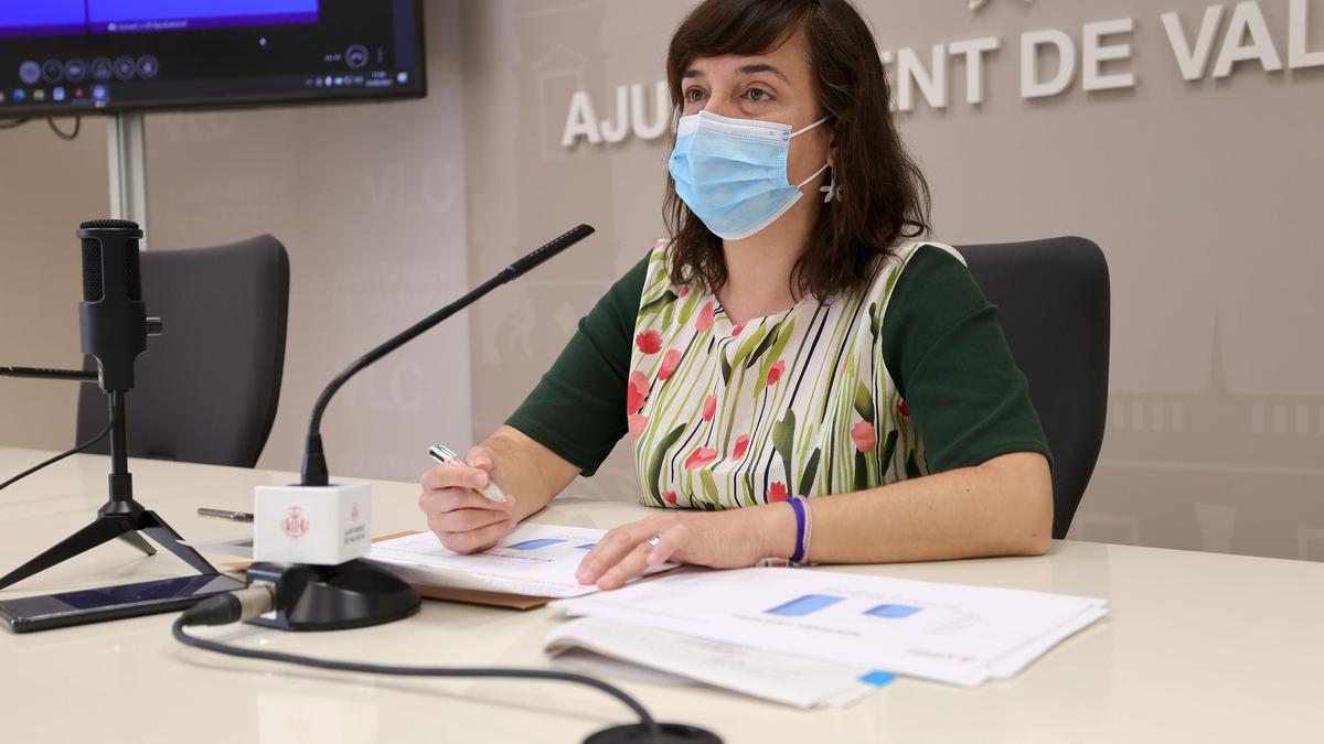 La concejala Isabel Lozano ha hecho balance del plan de choque anunciado meses atrás.