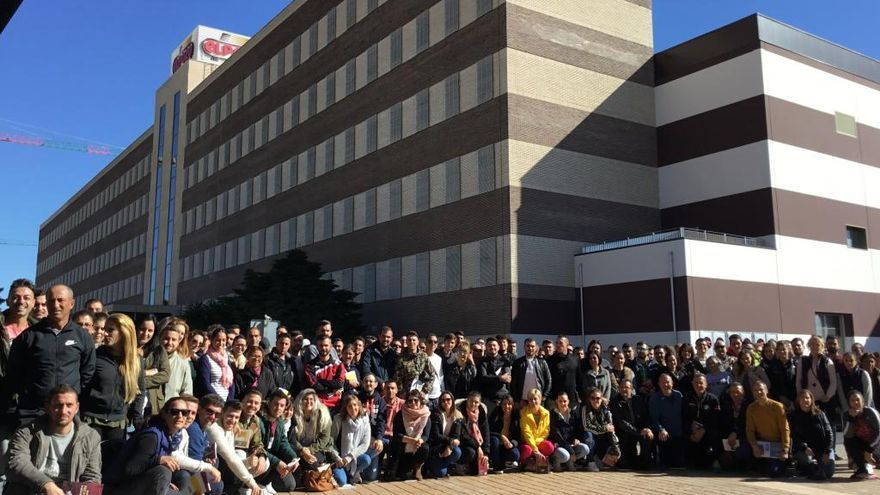 ElPozo Alimentación bate su récord de contratación al incorporar a 137 trabajadores