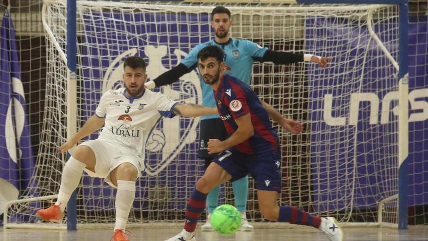 El Levante UD FS, a un triunfo de la Champions y de su primera final