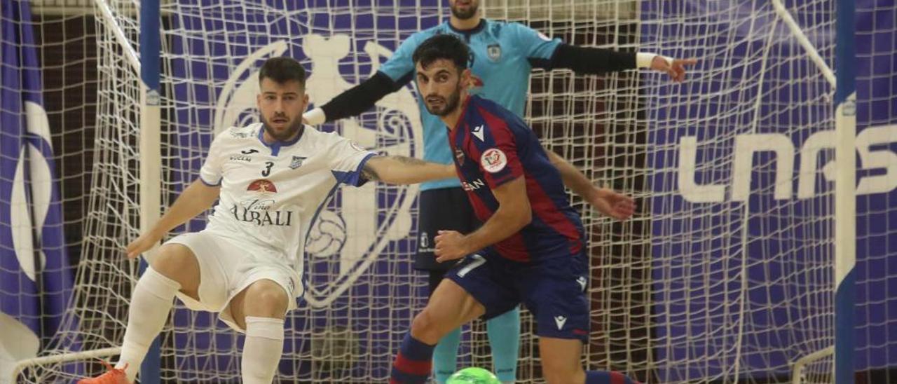 Semifinales del Play Off  Levante UD FS - Viña Albali Valdepeñas