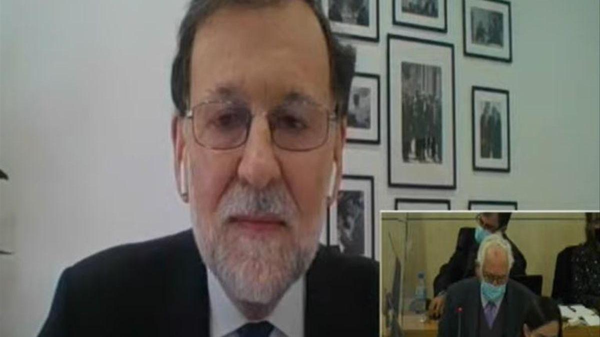 Rajoy niega la caja b, los sobresueldos y las acusaciones de Bárcenas