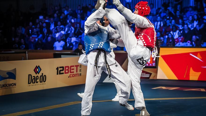 Objetivo oro en los Juegos Olímpicos de Tokio para Raúl Martínez