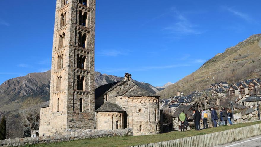 Els esquiadors de Boí Taüll tindran descomptes per visitar les esglésies Patrimoni de la Humanitat