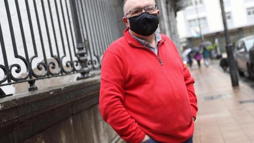 Las siete vidas de Rufino Arrojo, el veterano trabajador de la Rula de Avilés
