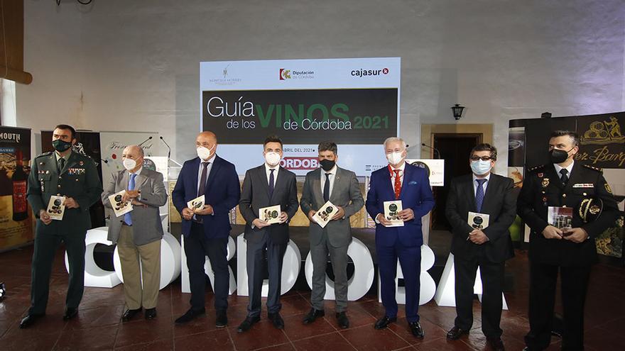 Diario CÓRDOBA presenta en Montilla la 'Guía de los Vinos de Córdoba 2021'