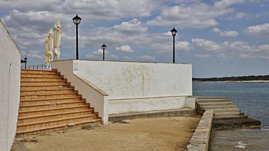 Den Es-Trenc-Strand für sich alleine haben