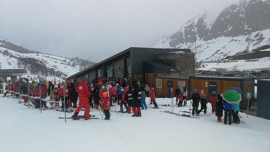 Fuentes de Invierno abre mañana la temporada de esquí