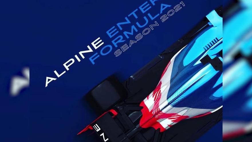 Renault correrá con el nombre de Alpine a partir de la próxima temporada