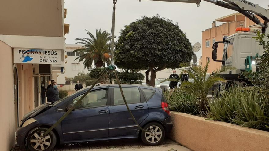 Accidente en Ibiza: El peligro de confundir el freno con el acelerador