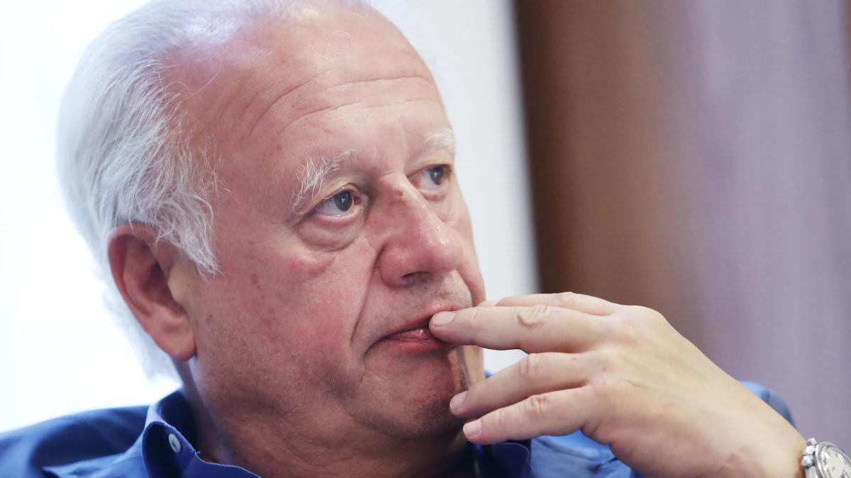 Juan Echanove es uno de los protagonistas de 'Desaparecidos'.