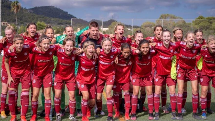 Ein Hauch von Champions League: So war der East Mallorca Girls Cup in Cala Millor