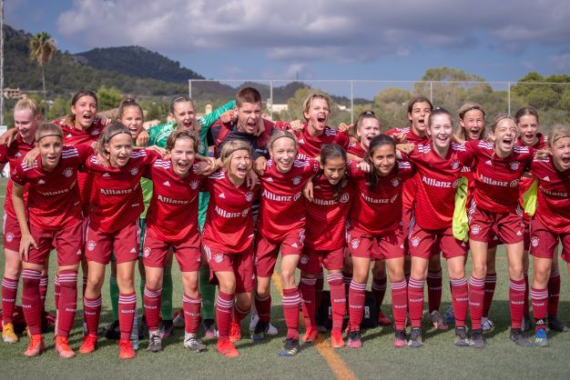 Ein Hauch von Champions League - So war der East Mallorca Girls Cup in Cala Millor 2021