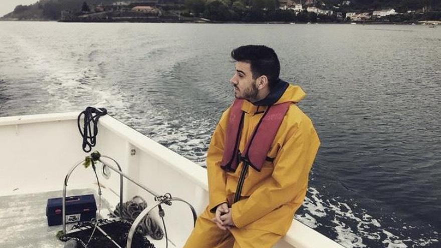 El cacereño que explora la vida en los océanos
