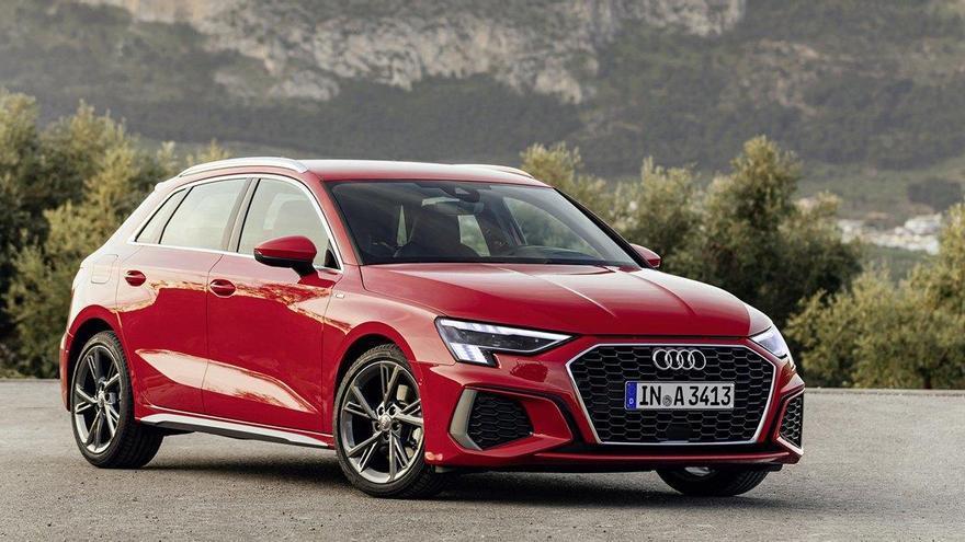 Audi A3 Sportback, molt ben preparat