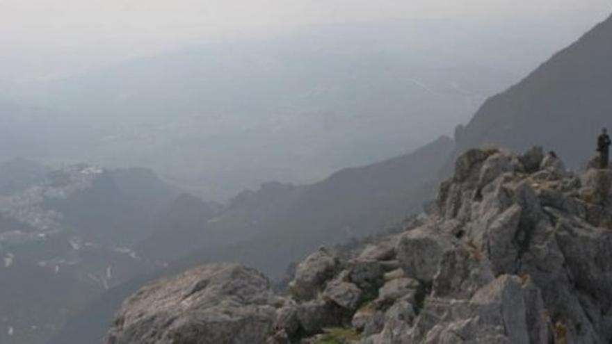 Paraje Natural de la Sierra Crestellina