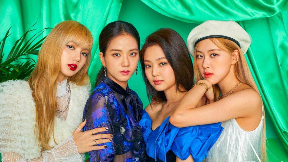 Lisa, Jisoo, Jennie y Rosé forman BlackPink.