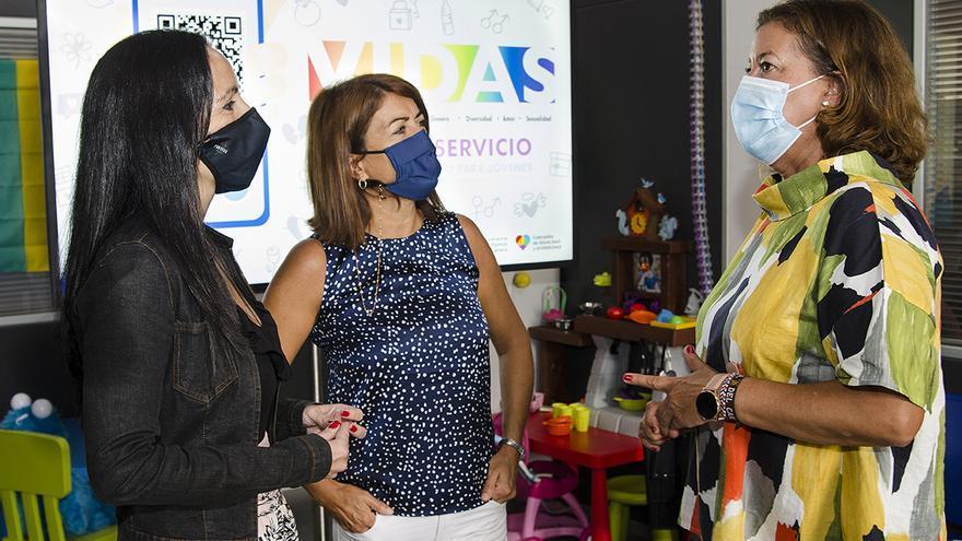 El Ayuntamiento pone en marcha un servicio de asesoría vía WhatsApp para jóvenes víctimas de violencia de género