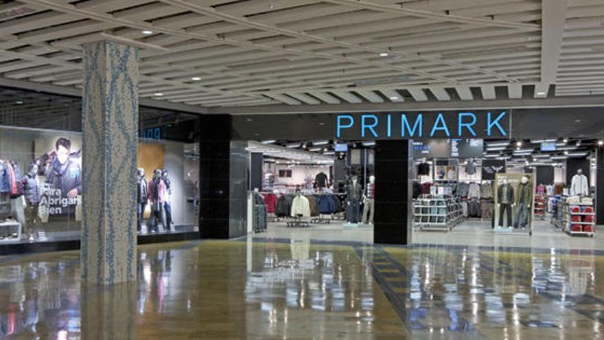 Primark ofrece 20 puestos de trabajo en Málaga