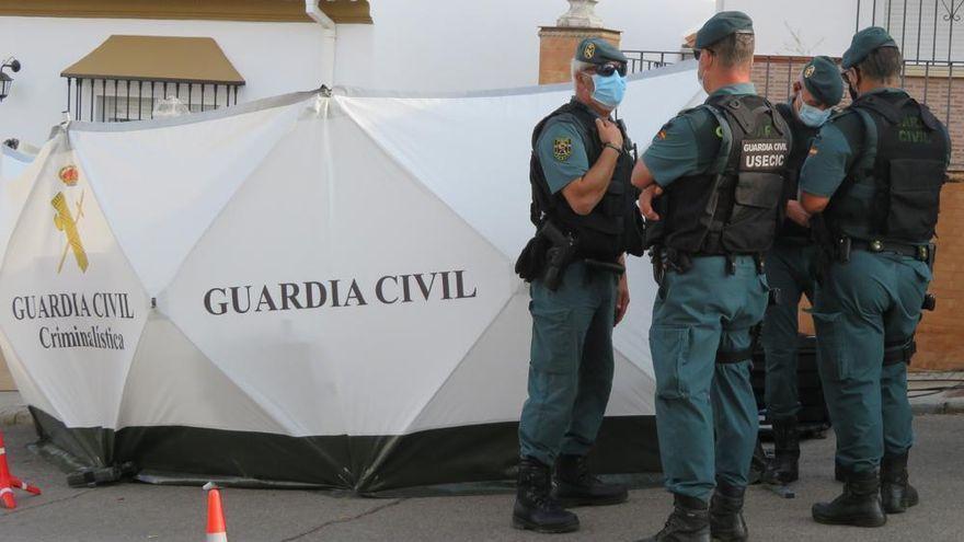 La UCO lleva a cabo la cuarta reconstrucción por la muerte de Manuela Chavero