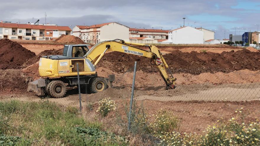 Más de 20.000 metros cuadrados se transformarán en el residencial San Roque