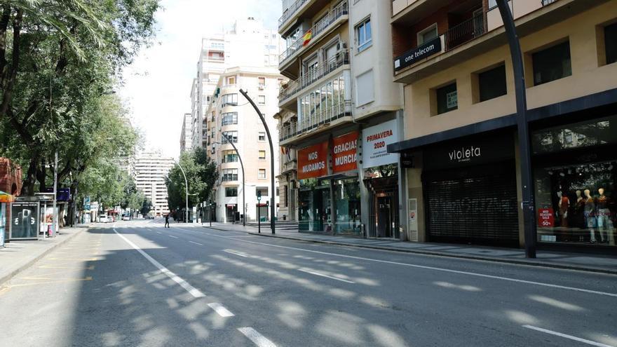 Extranjeros confinados en la Región de Murcia
