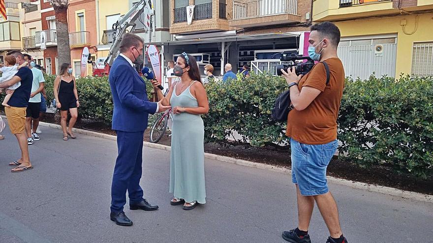 Medi TV muestra el regreso de la Feria Agrícola de Nules