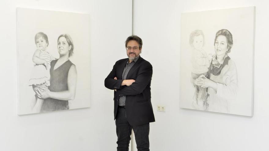 """Antonio Tapia: """"Cuando no hay palabras tienes que reconstruir la realidad"""""""