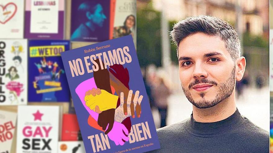 """El autor de uno de los libros LGTBI retirados en Castellón: """"Esta censura rezuma nostalgia por el pasado"""""""
