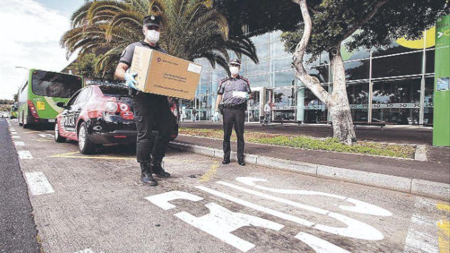 Anulada de nuevo una prueba de las oposiciones para la Policía Canaria