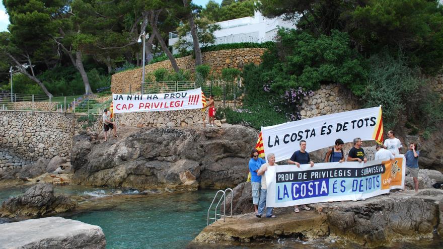 """Jaume Sastre: """"Si una persona cree que tiene razón, hay que persistir como nosotros con la piscina de Pedro J."""""""
