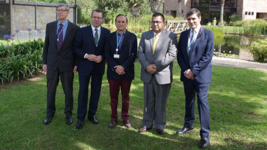 Benidorm y Manizales trabajan para avanzar en cooperación científica