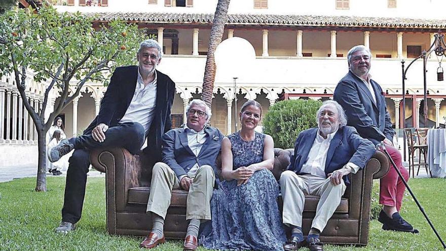 Aniversario de la asociación balear de empresas familiares