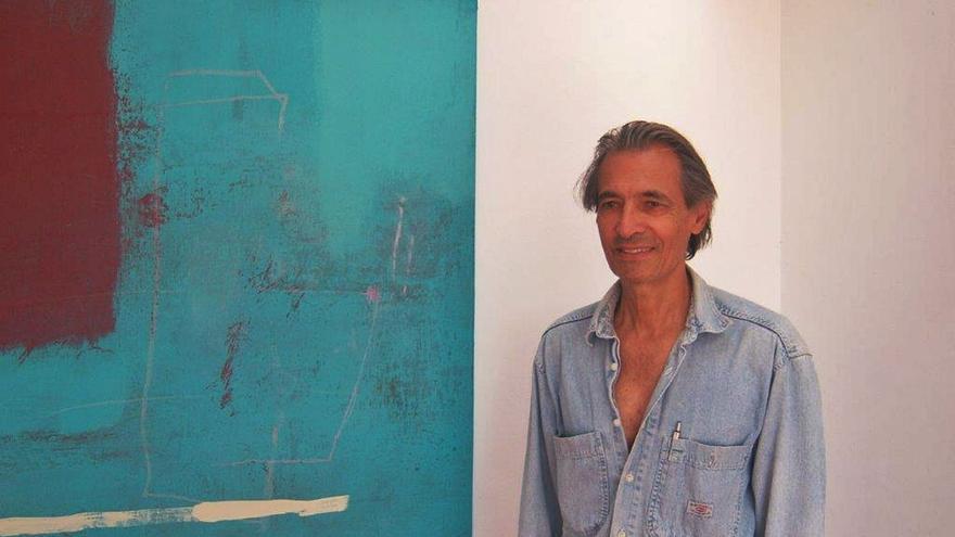 Michel Buades expone sus pinturas más recientes en la sala ibicenca Garden Art Gallery