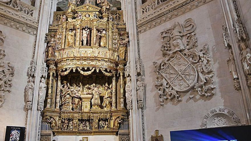 """La edición de Las Edades del Hombre """"Lux"""" reunirá en Burgos 120 obras a partir de junio"""