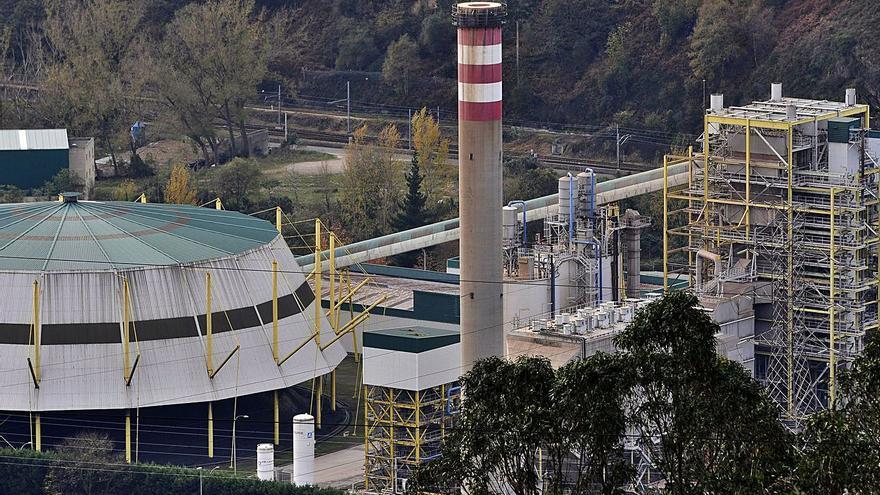 La biomasa no prende en Hunosa