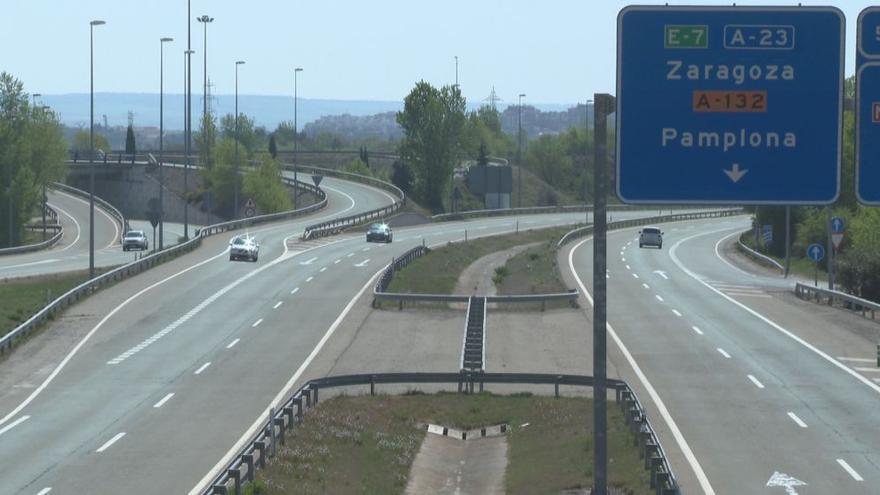 El Gobierno aprueba la mejora del acceso norte a la ciudad de Huesca