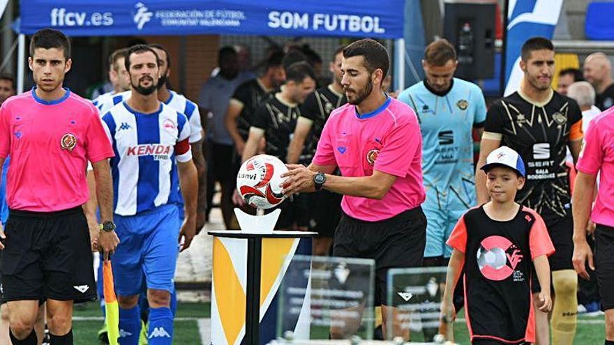 Nace la Copa Comunitat Mediterrànea, inspirada en la FA Cup y con un potente premio