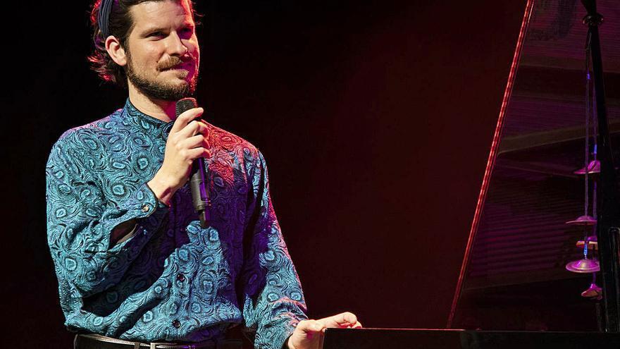 El pianista se pone flamenco